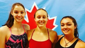 Jasmine Brooklyn & Jessica at Canadian Championships 2016